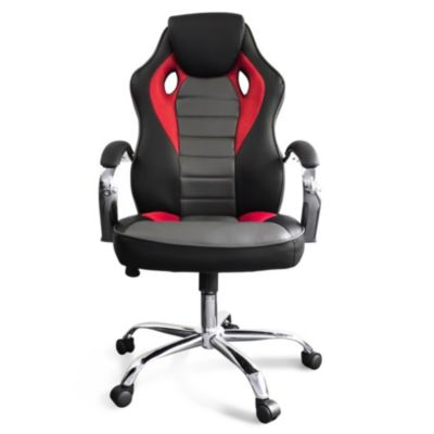 Silla Gamer Rookie Reclinable Negro