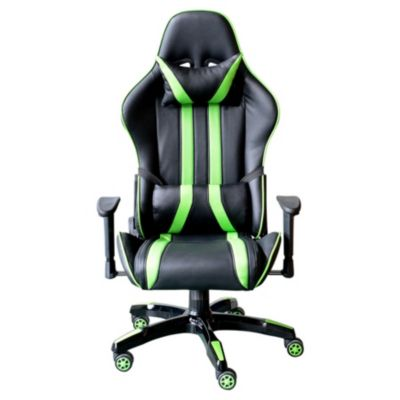 Silla Gamer Speed Reclinable 180° Regulable