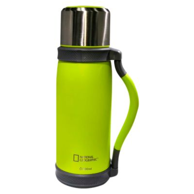 Termo Metálico 1200ml Verde Mate