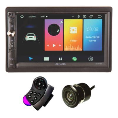 "Autoradio Pantalla Tactil 7"" Bluetooth/USB/AUX AW-A701BT"