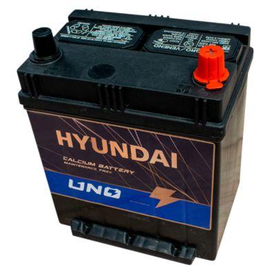 Batería para Auto 9 Placas 41Ah 12V 40B19L