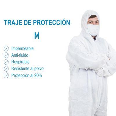 Mameluco Protección Anti-Fluido M