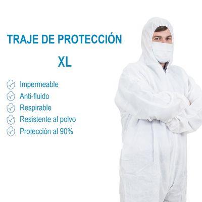 Mameluco Protección Anti-Fluido XL