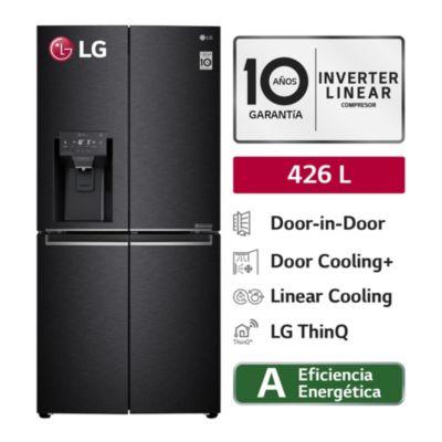 Refrigeradora 426L LM57SDT