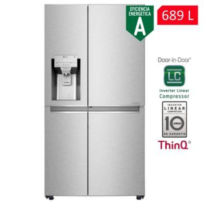 Refrigeradora 689L LS74SDN