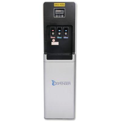 Dispensador de Agua con filtro con Osmosis Inversa