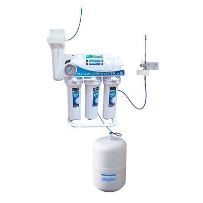 Sistema de Purificación de Agua con Ósmosis