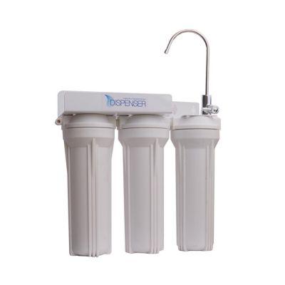 Sistema de Purificación de Agua con 3 pasos