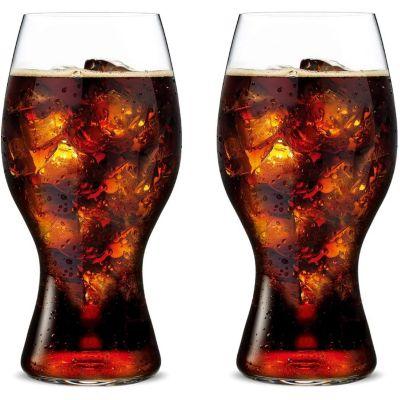 """Set de 02 Vasos The """"O"""" Coca Cola"""