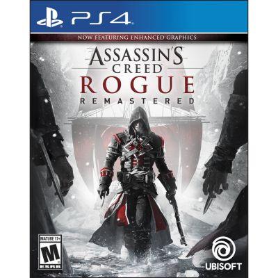Videojuego PS4 Assassins Creed Rogue Remastered