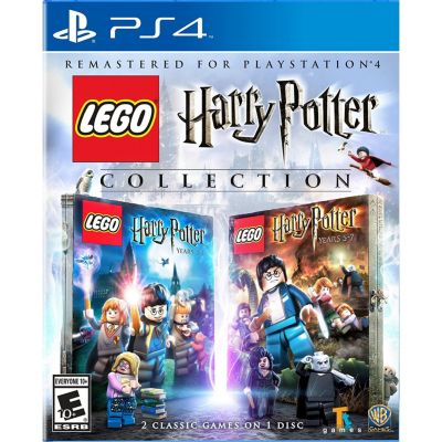 Videojuego PS4 LEGO Harry Potter Collection