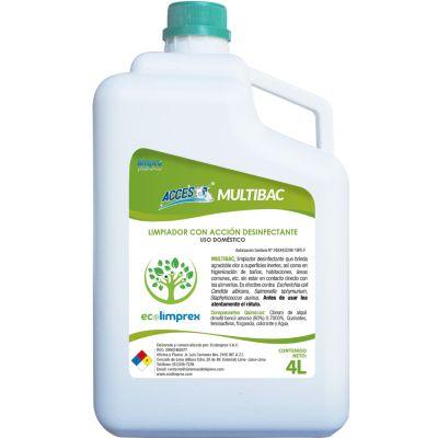 Limpiador Desinfectante con Aroma