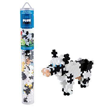 Vaca Tubo de 100 Piezas