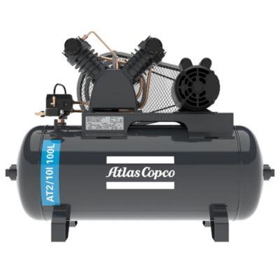 Compresora de Aire 2 HP 100 Litros AT2/10 100L