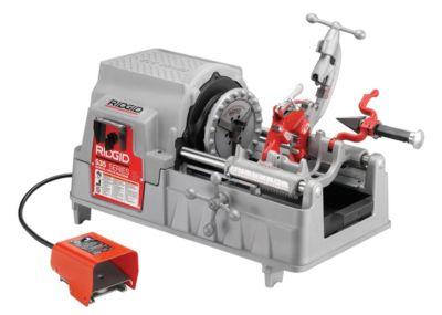"Maquina Roscadora Eléctrica 1/2 a 2"" Npt Mod. 535"
