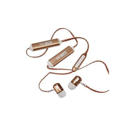 Audifonos Bluetooth In Ear Dorado