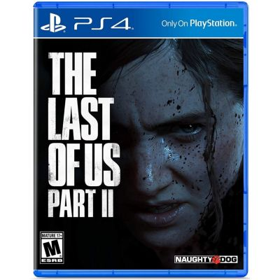 Videojuego PS4 The Last of Us Parte 2