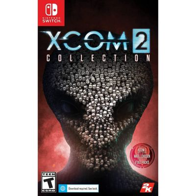 Videojuego Nintendo Switch Xcom 2 Collection
