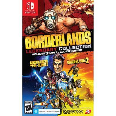 Videojuego Nintendo Switch Borderlands Legendary Collection