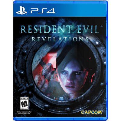 Videojuego PS4 Resident Evil Revelation