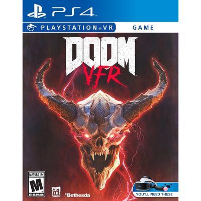 Videojuego para PS4 VR Doom VFR