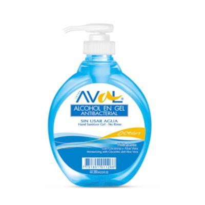 Alcohol en Gel Antibacterial Ocean 380ml