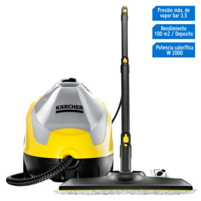 Limpiador de Vapor SC4
