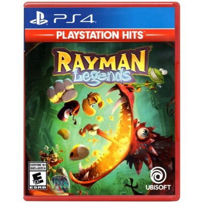 Videojuego PS4 Rayman Legends