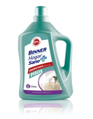Desinfectante De Pisos Hogar Sano Lavanda 1.9L