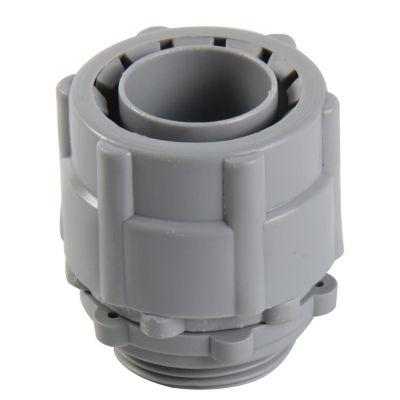 Conector para tubería corrugada 3/8'' x 2 unidades