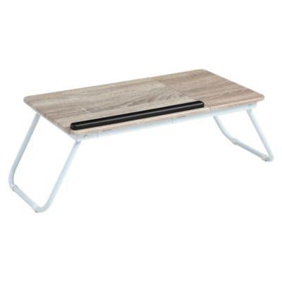 Mesa para Laptop Miel Wengue