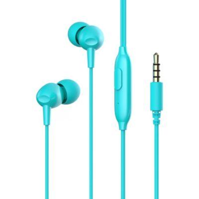 Audífono Estéreo HV-E48P Multifunción Azul
