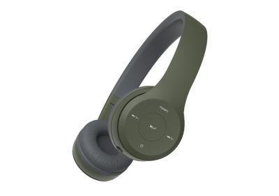 Audífono BT V4.2 HV-H2575BT FM MP3 Verde