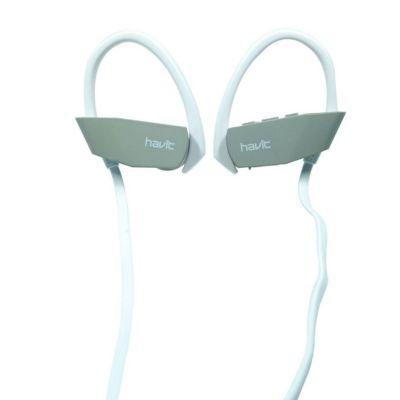 Audífono BT 4.1 Dep. HV-H989BT (IPX4) Celeste