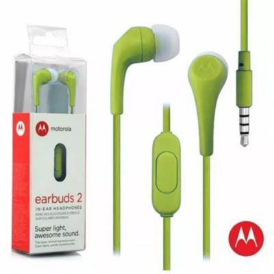 Audífono Earbuds 2 Ultra Ligero Verde Limón