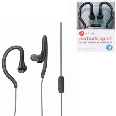 Audífono Earbuds Sport IPX4 Negro