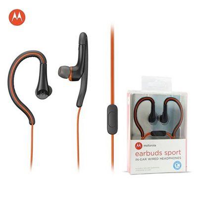 Audífono Earbuds Sport IPX4 Naranja