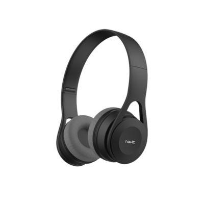 Audífono Estéreo Estilo Diadema HV-H2262D Negro