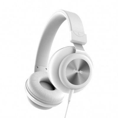 Audífono Estéreo Estilo Diadema HV-H2263D Blanco