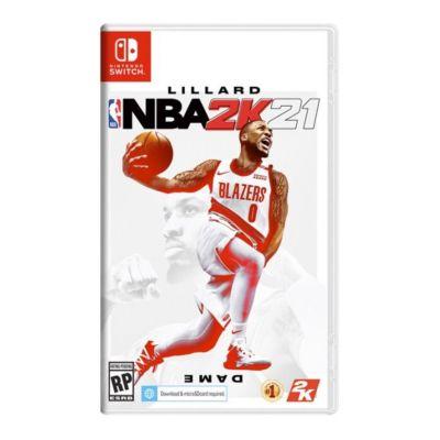 Videojuego Nintendo Switch NBA 2K21