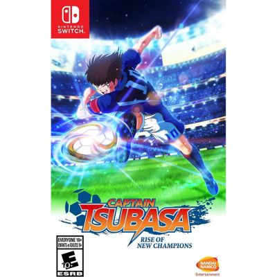 Videojuego Nintendo Switch Captain Tsubasa Rise Of New Champions