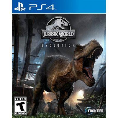 Videojuego PS4 Jurassic World Evolution