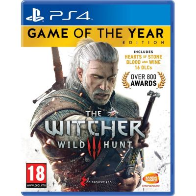 Videojuego PS4 The Witcher 3 Wild Hunt Edition Complete Euro