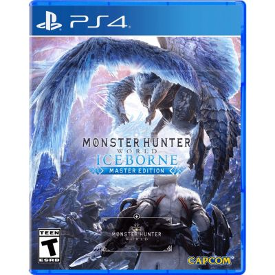 Videojuego PS4 Monster Hunter World Iceborne Master