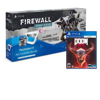 Firewall Zero Hour + Videoluego PS4 Doom VR
