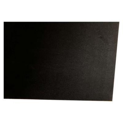 Tabla mdf negro 3mm x m2