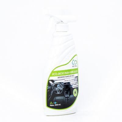 Desinfectante para auto ECO-DIOXI 500 ml