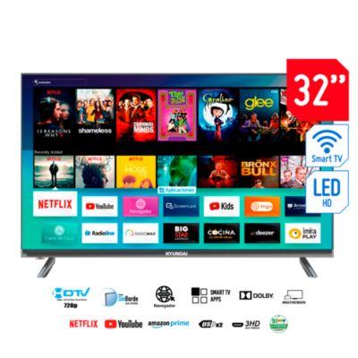 Televisor Smart TV HD 32'' HYLED3244NIM