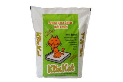 Klinkat Cat Litter Bolsa 10 Kg