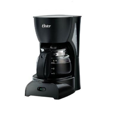 Cafetera Electrica para 4 Tazas Negro